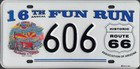 16th Annual Route 66 Fun Run, 2nd - 4th of May 2003, from Seligman to Topock