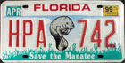 Save the Manatee, PKW 1999
