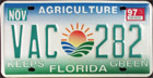 Agriculture keeps Florida green, PKW 1997