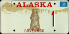 Governor, Grizzly Bear, Passenger 1976