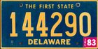The First State, Passenger 1983 (numbers riveted)
