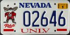 University of Nevada, Las Vegas, PKW 2003