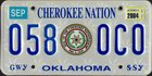Cherokee Nation, Passenger 2004