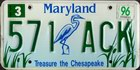 Treasure the Chesapeake (Save Chesapeake Bay), Passenger 1996