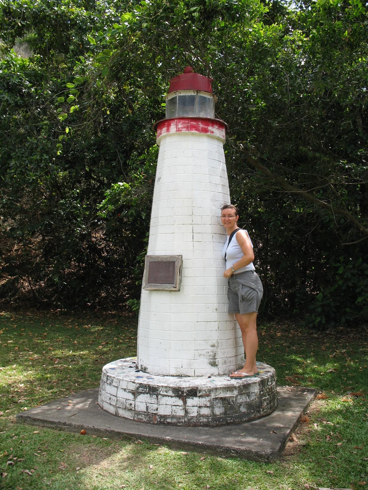Port Douglas - Mini-Leuchtturm und Giovanna