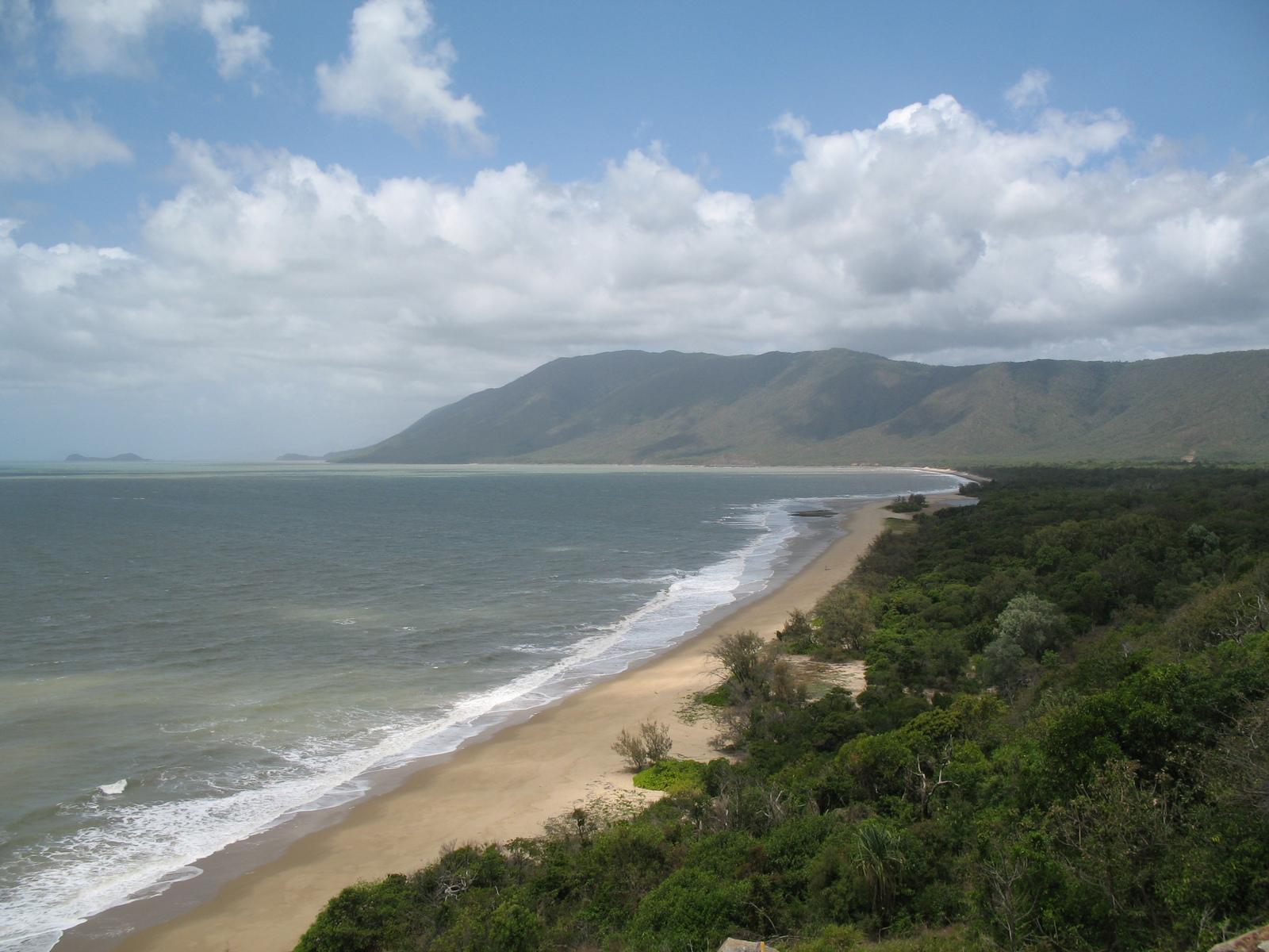 Rex Lookout (Captain Cook Highway zwischen Port Douglas und Cairns)