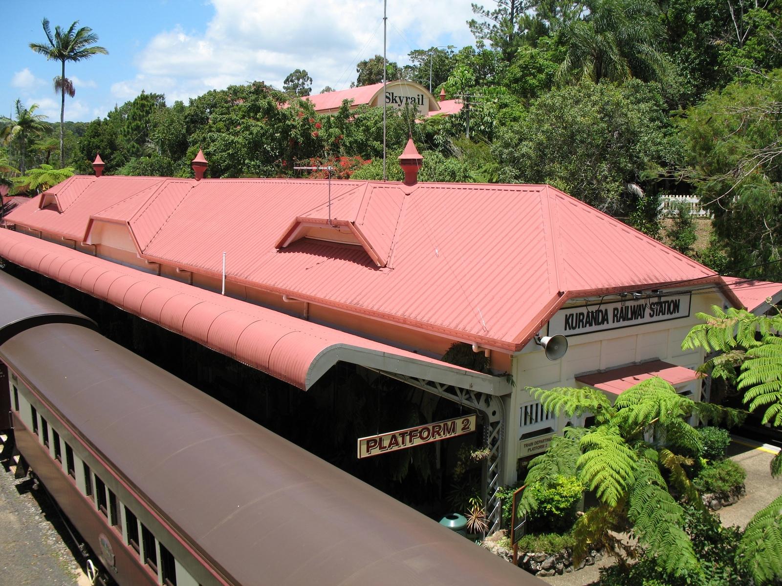 Kuranda Scenic Railway Station