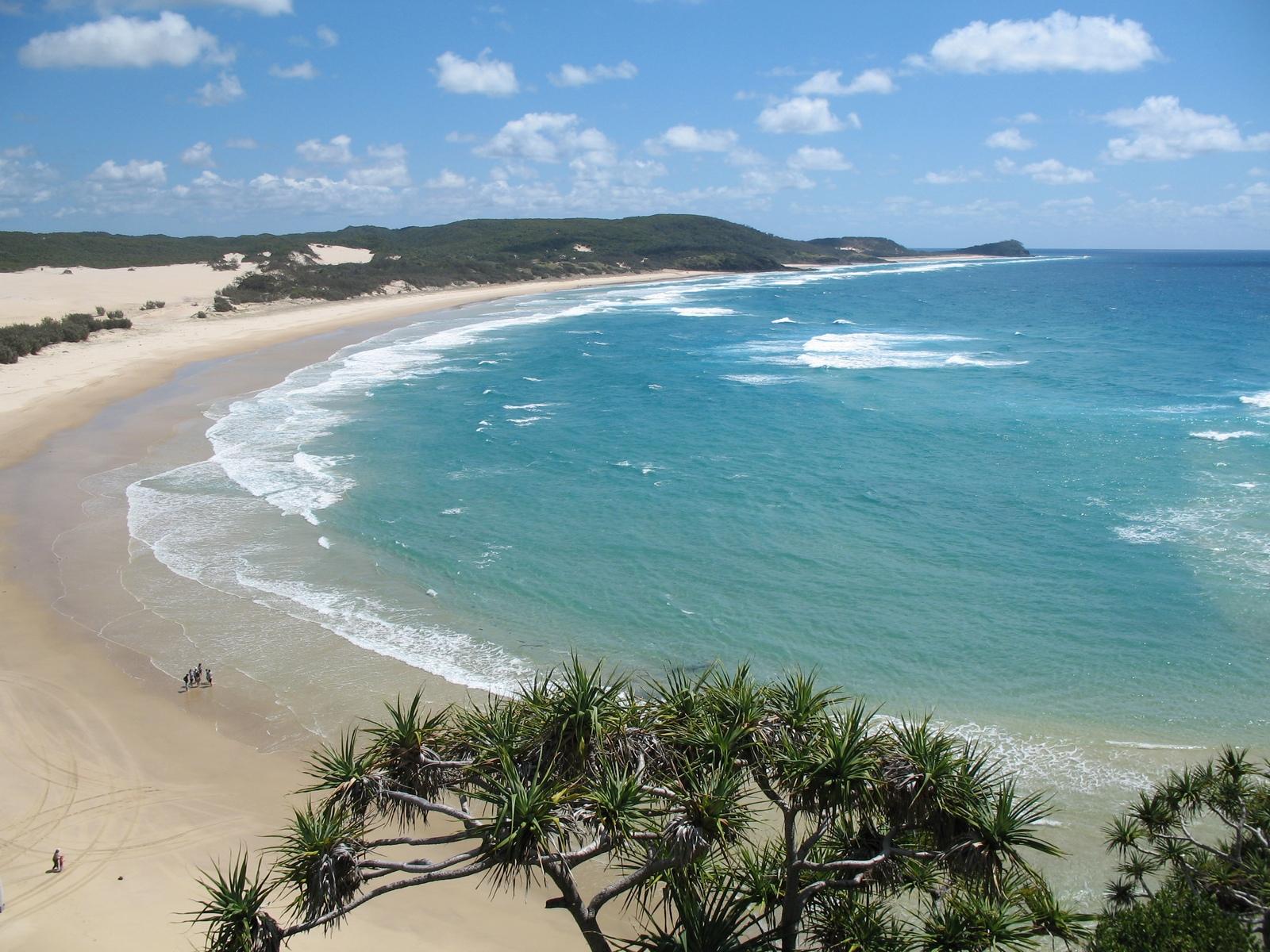 Fraser Island - Blick von Indian Head