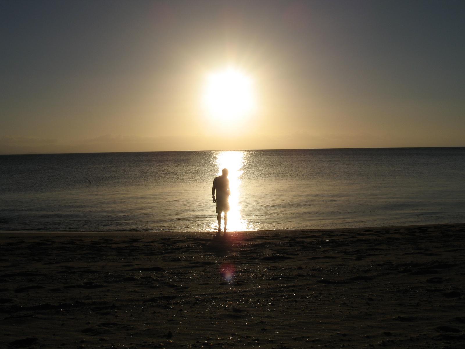 Sonnenuntergang auf Magnetic Island