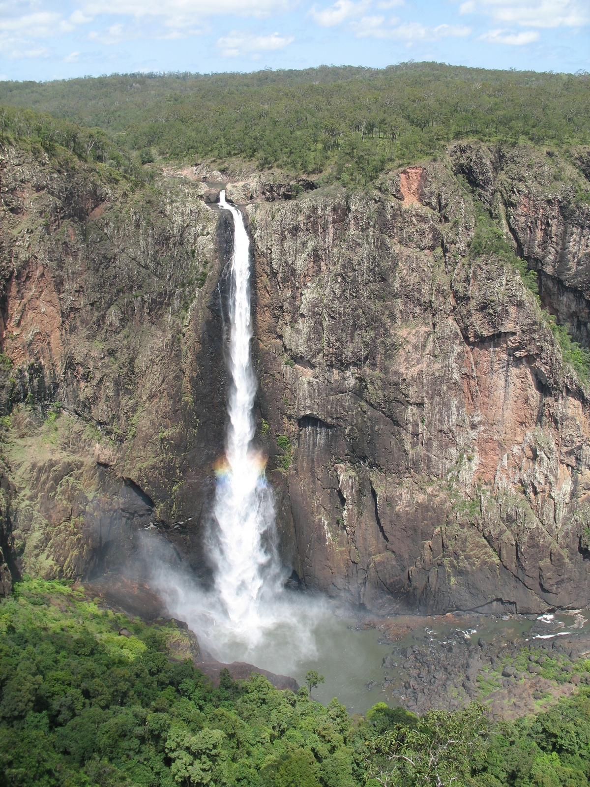 Wallaman Falls (Girringun National Park)