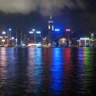 Hong Kong Skyline von Kowloon aus
