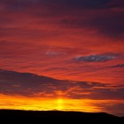 Sonnenaufgang im Cape Range National Park