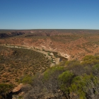 Murchison River Gorge Lookout (Kalbarri National Park)