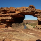 Nature's Window (Kalbarri National Park)