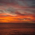 Sonnenuntergang in Geraldton