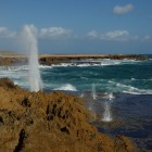 Blowholes am Point Quobba