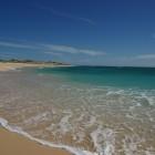 Strand an der Nordspitze von Cape Range (bei Exmouth)