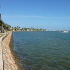 Uferpromenade von Carnarvon