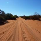Sandpiste im Francois Peron National Park