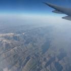 Flug Singapur - Frankfurt (anscheinend Afghanistan)