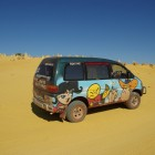 Wicked Camper goes Pinnacles
