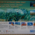 Infoschild am Visitor Center des Nambung National Park