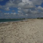 Strand von Jurien Bay