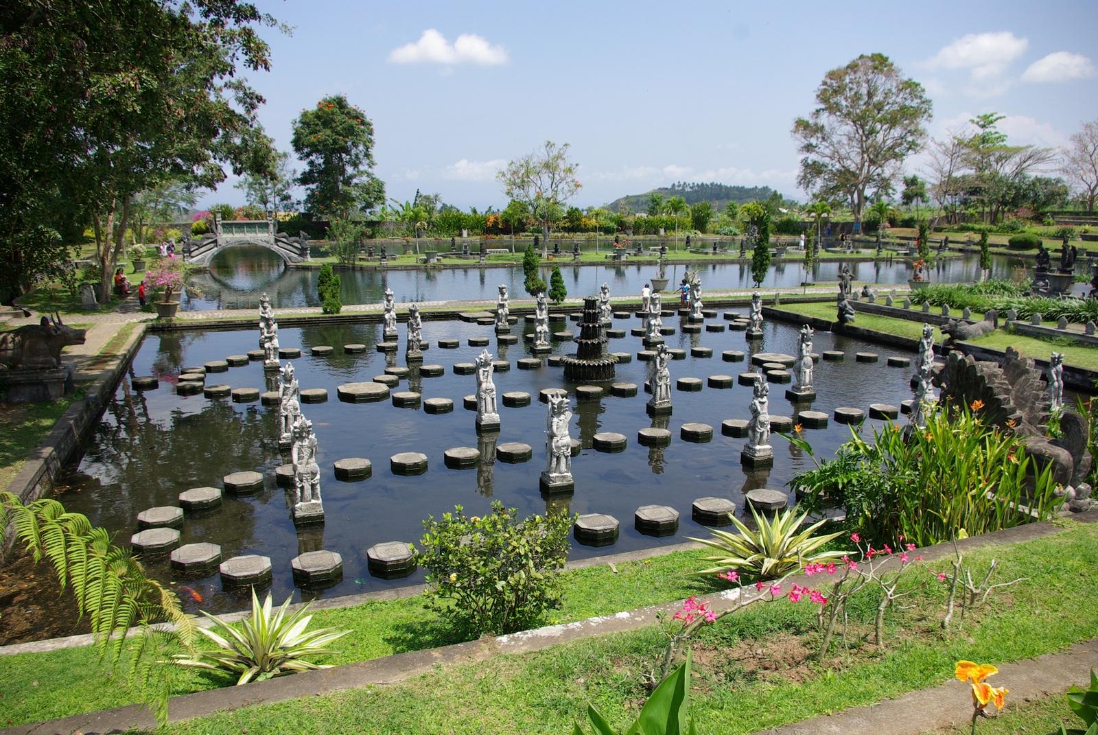 Wasserpalast von Karangasem