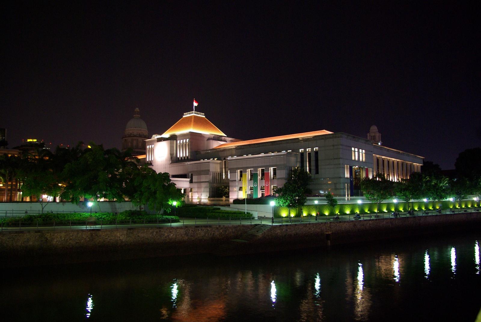 Singapore - Government House