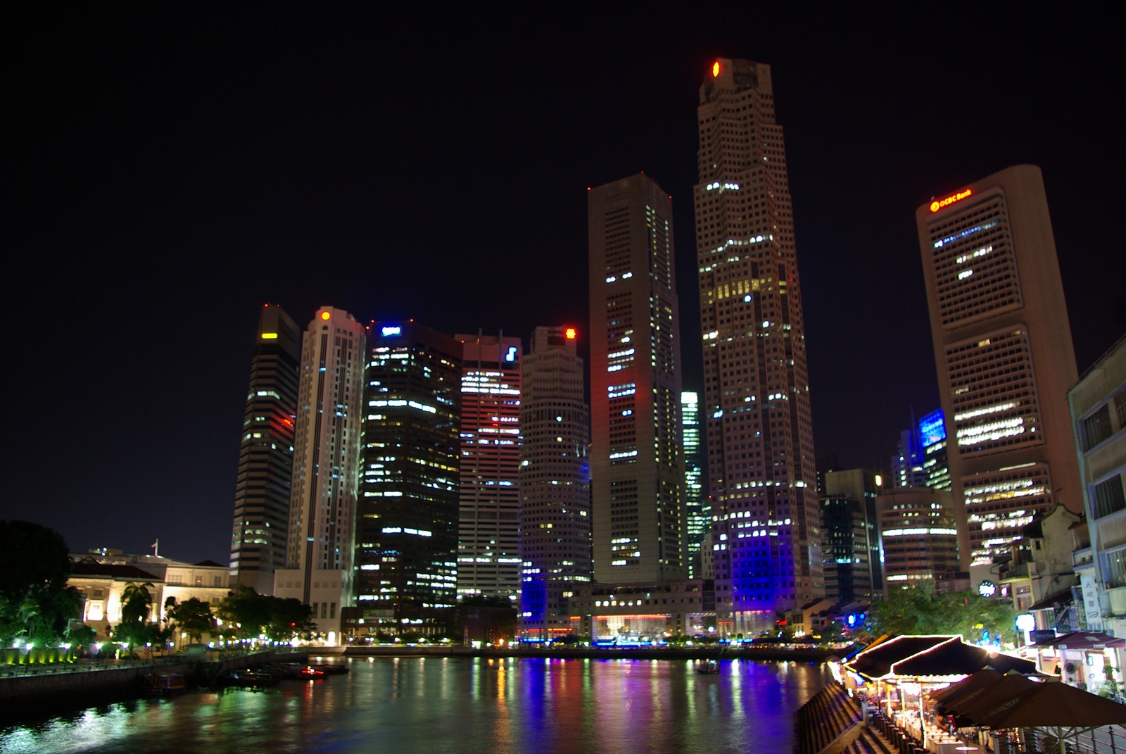 Singapore - Stadtzentrum