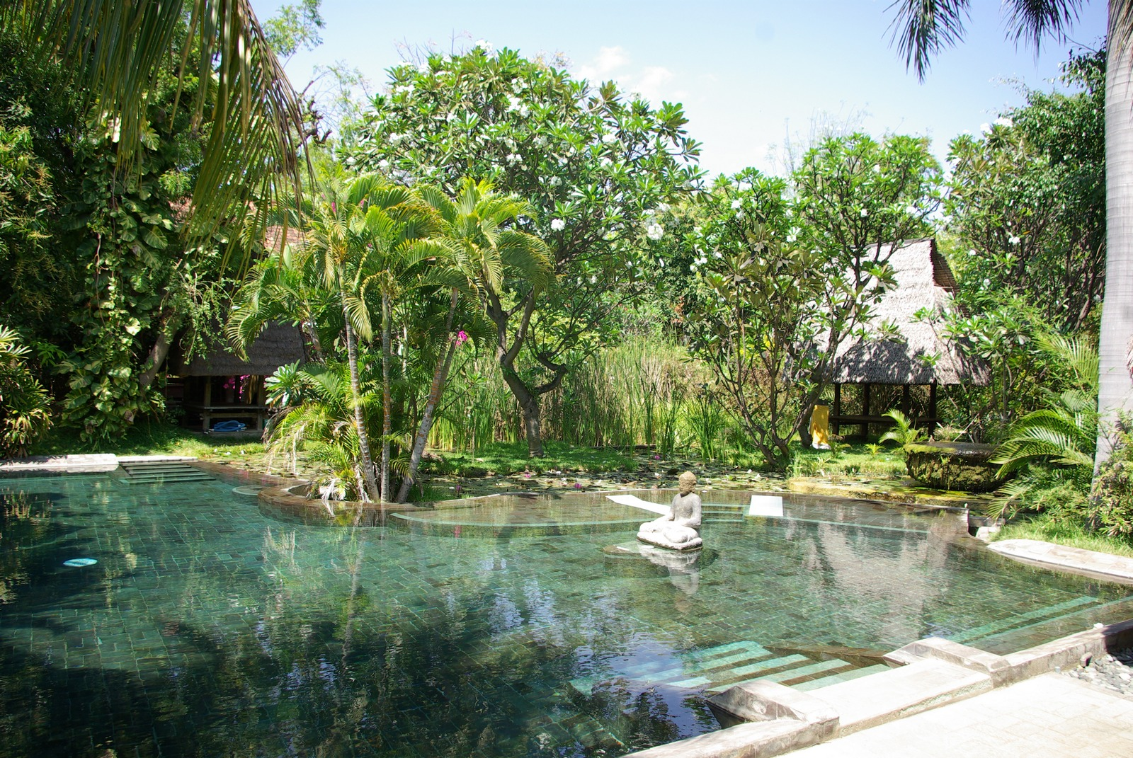 Pool des Pondok Sari Resorts