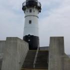 Leuchtturm im Hafen von Duluth (Lake Superior)