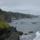 Cliff Walk in Newport (Rhode Island)