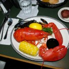 Abendessen in Provincetown
