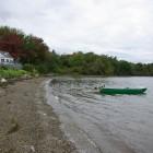 Meerufer bei Brunswick (Maine)
