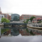 River Walk in Providence an der Providence Mall