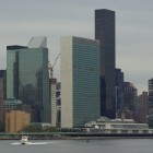 Circle Line Cruise: United Nations