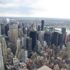 Chrysler Building und mehr vom Empire State Building aus